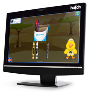 Hatch's iStartSmart™ All-In-One Computer Learning Center