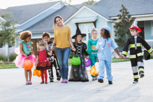 Halloween Safety at Stepping Stone School