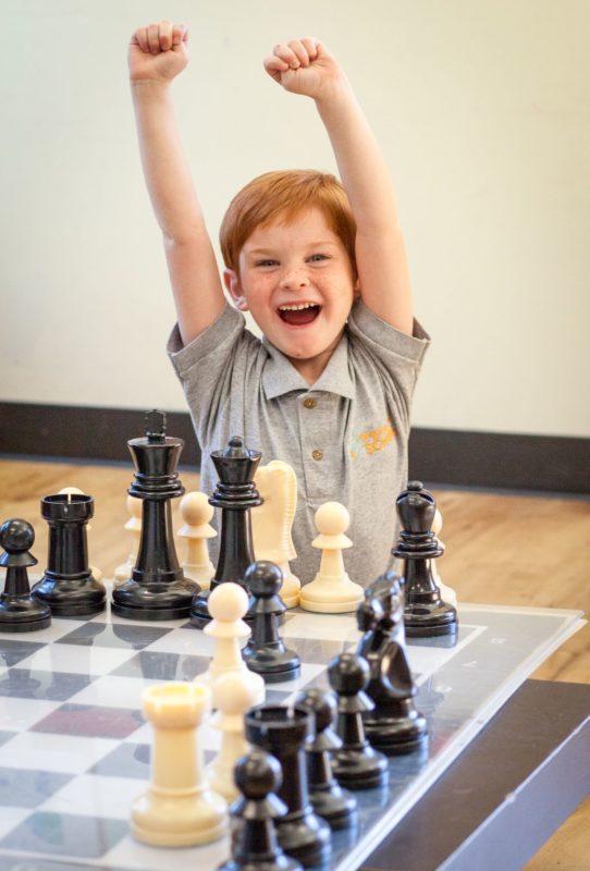 Stepping Stone School Summer Camp Chess