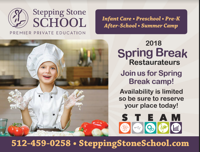 Stepping Stone Spring Break Camp