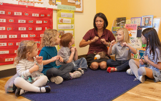 Preschool Teacher at Stepping Stone School