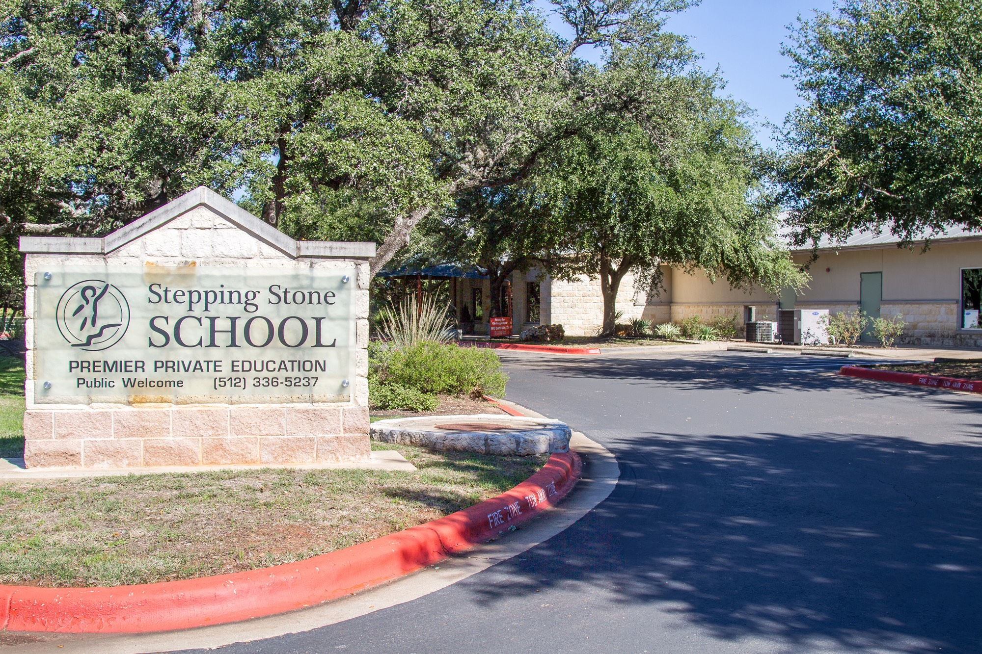 Stepping Stone School At Parmer Stepping Stone School