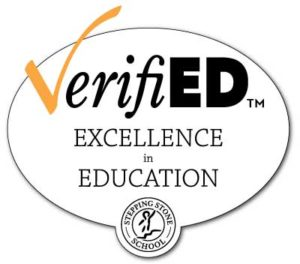 Stepping Stone School VerifiED™ Quality Logo