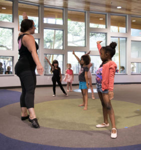 Stepping Stone School - Dance Discovery