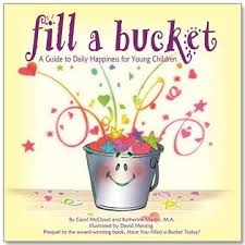 Fill a Bucket // Stepping Stone School Books