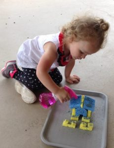 Learning Through Play // Stepping Stone School